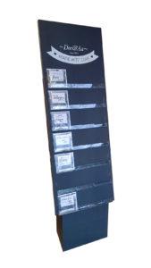 kaarten display